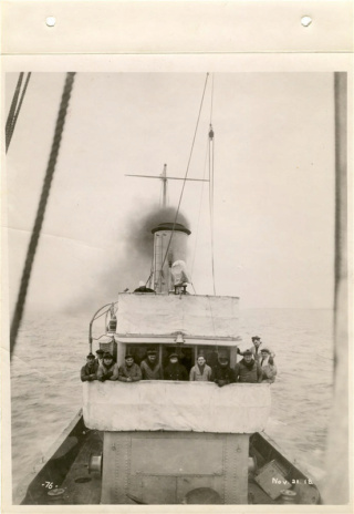 Crew Members Inkerman/Cerisoles - WW1 - Navy AND Somme? 84135610