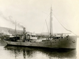 Crew Members Inkerman/Cerisoles - WW1 - Navy AND Somme? Minesw13