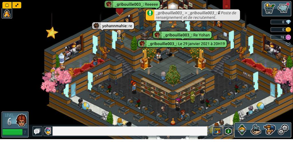 [P.N] Rapport d'activité de _gribouille003_ Ra10