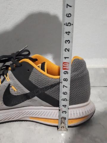 Percepción sobre la altura con zapatillas con poca suela 20210622