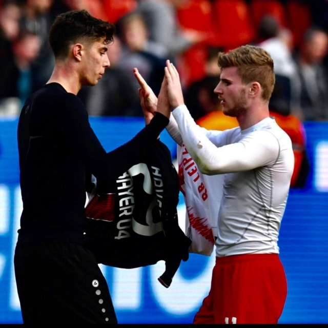 ¿Cuánto mide Timo Werner? - Altura - Real height 20210867