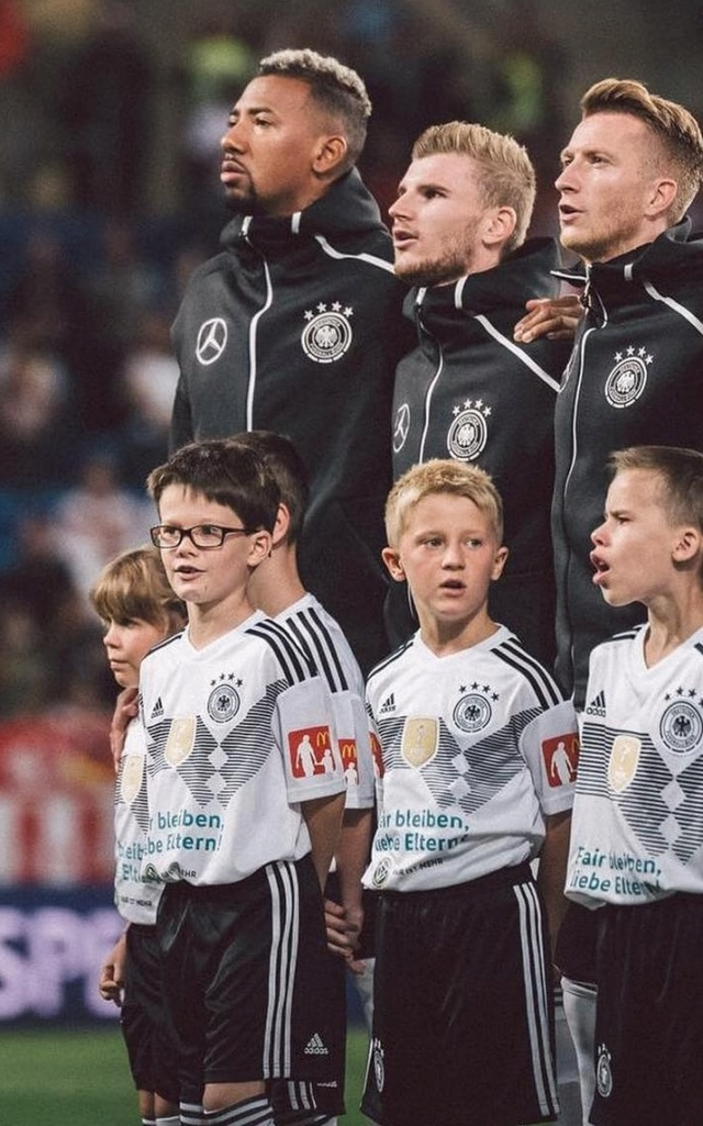 ¿Cuánto mide Timo Werner? - Altura - Real height 20210868