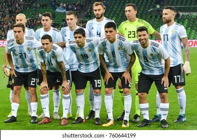 Hilo de la selección de Argentina Krasno10