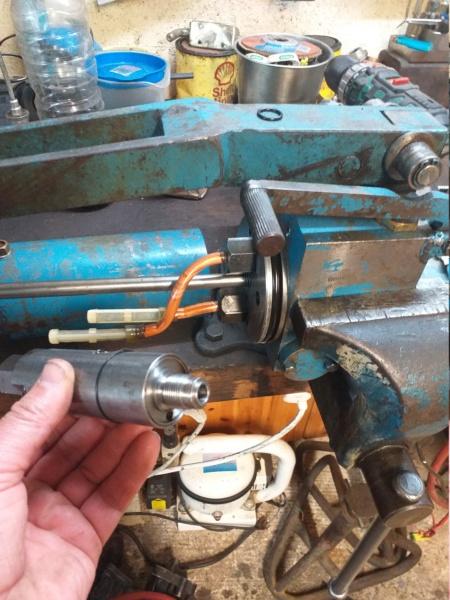 Pieces détachées presse hydraulique  20210611