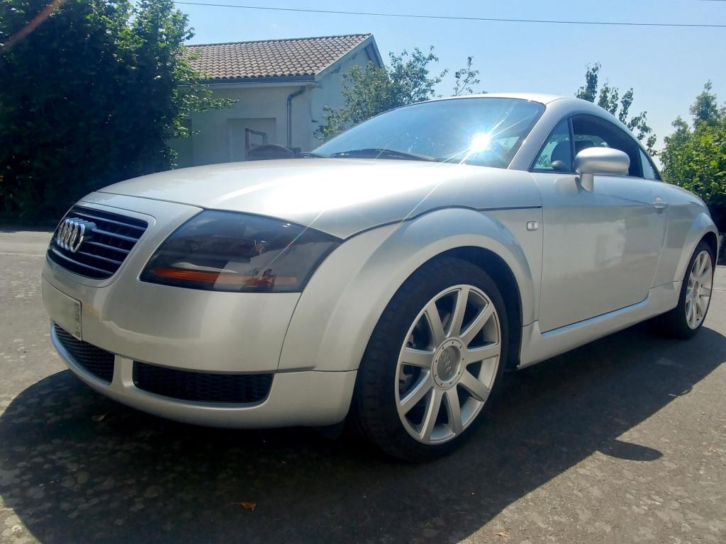 Audi TT 1.8 180cv Tt110