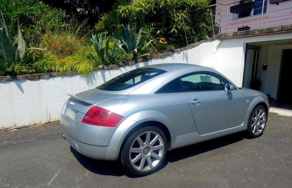 Audi TT 1.8 180cv Tt310