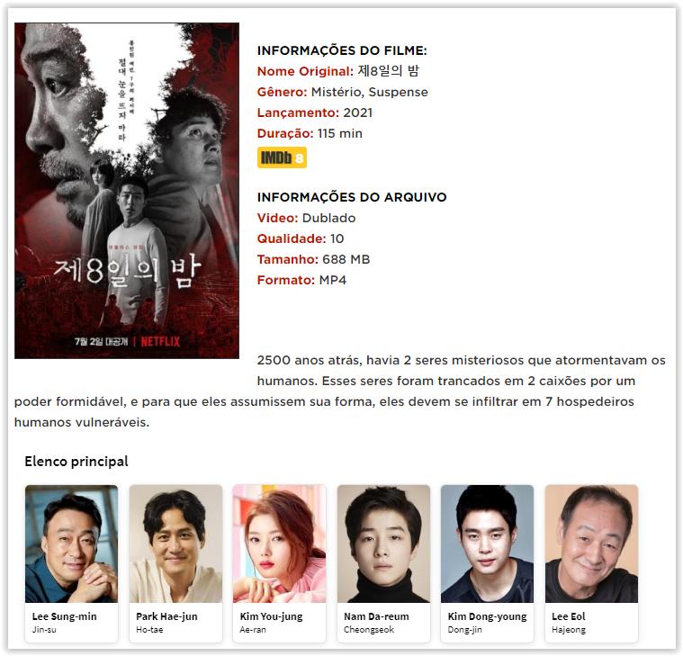FILME MP4 ///   OITAVA NOITE  Screen35