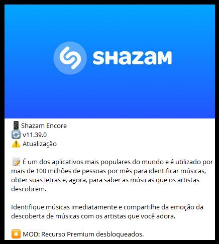 SHAZAM V 11.39.0 Screen39