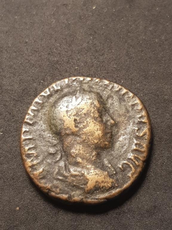Sestercio Filipo II - LIBERALITAS AVGG. III - S C 16298225