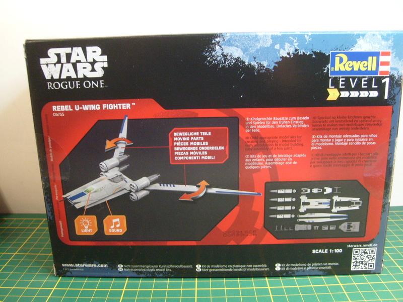 [Revell] Rebel U-Wing Fighter S7306962