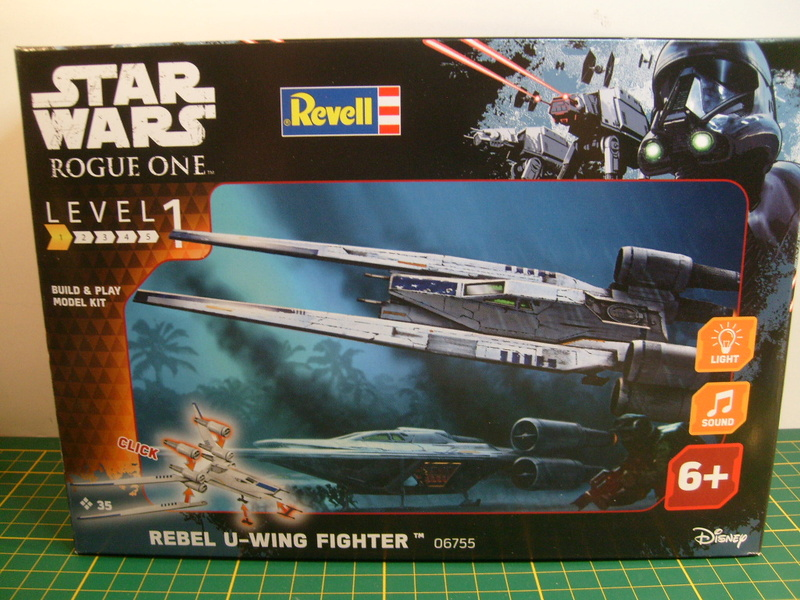 [Revell] Rebel U-Wing Fighter S7306963
