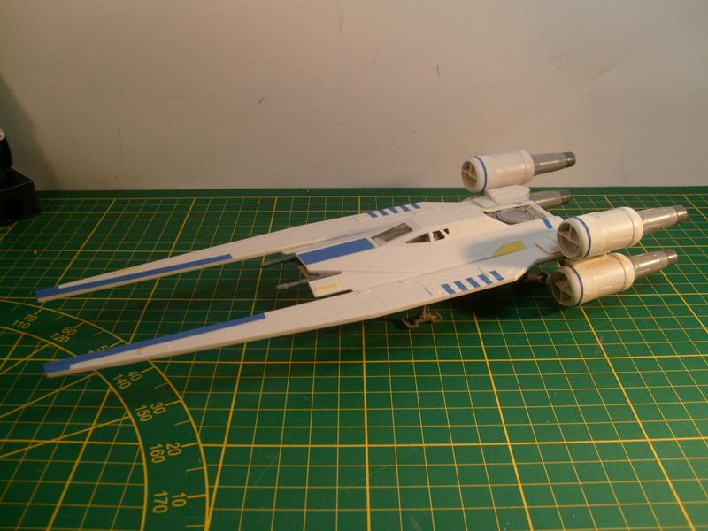 [Revell] Rebel U-Wing Fighter S7306968