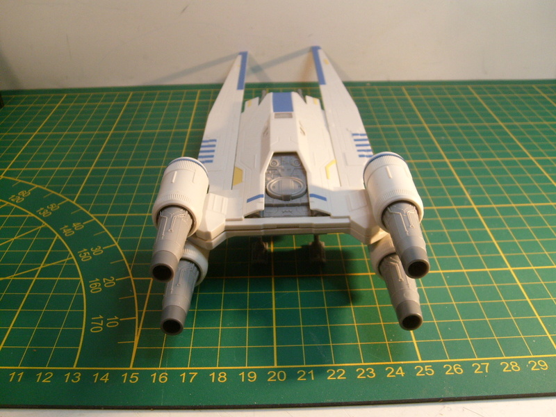[Revell] Rebel U-Wing Fighter S7306970