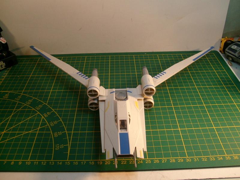 [Revell] Rebel U-Wing Fighter S7306971