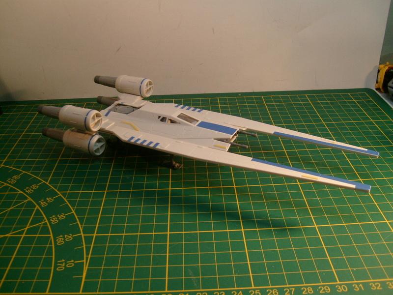 [Revell] Rebel U-Wing Fighter S7306975