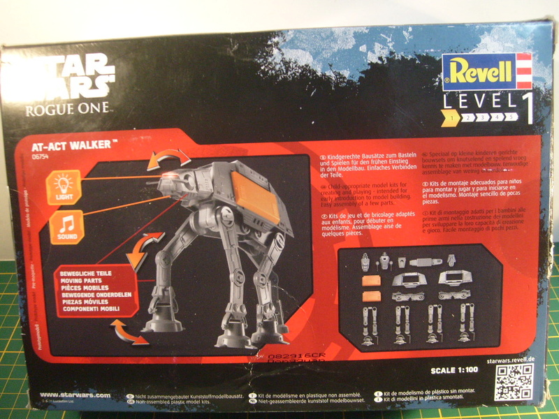 [Revell] AT-AT Rogue One au 100 eme S7307058