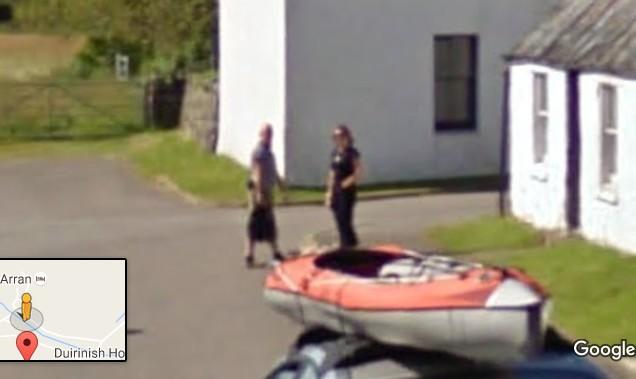 "Jon Rafman, Google Street View ou la photo ""ready made"" - Page 2 Duirin14"