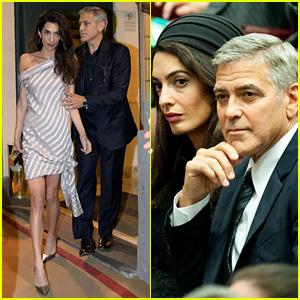 Blog! George Clooney: latest news