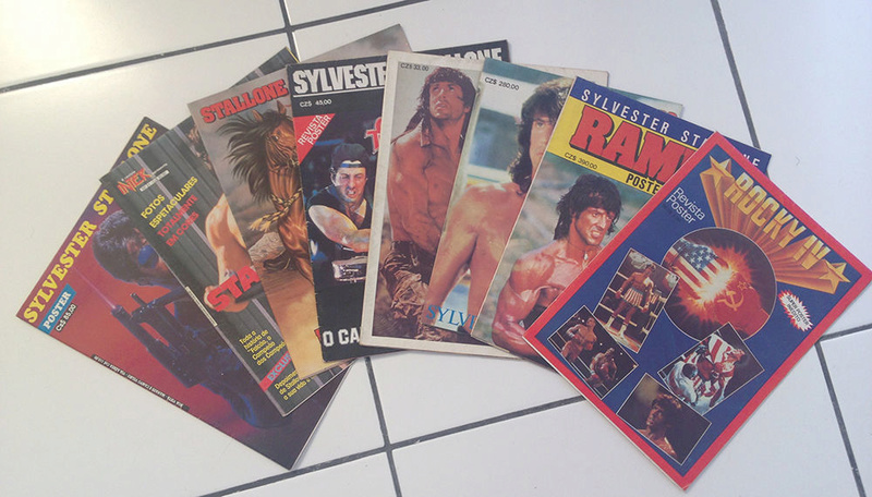 collection slystallone Lot_de10