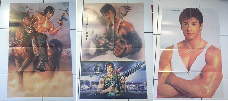 collection slystallone Lot_de11