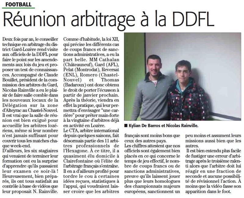 Arbitrage DDFL Arbitr10