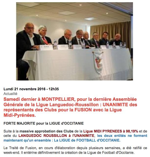 La Ligue OCCITANIE Ligue_10
