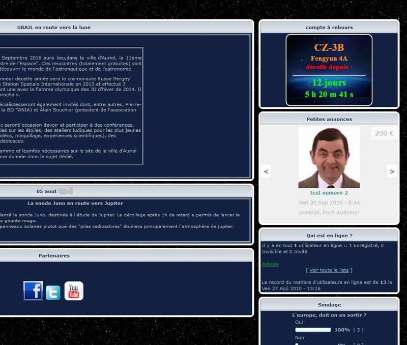 Le widget des dernières petites annonces est disponible pour les Forumactifs! Aaa11