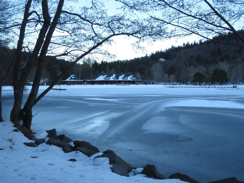 Le Lac Chambon sous la glace 19_20_10