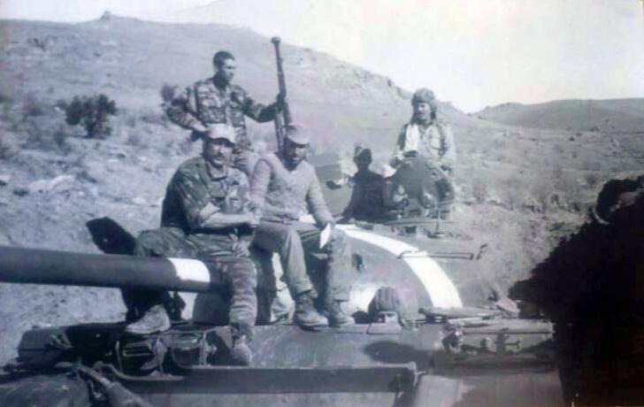 les FAR dans la Guerre d'octobre 1973 Clipbo35