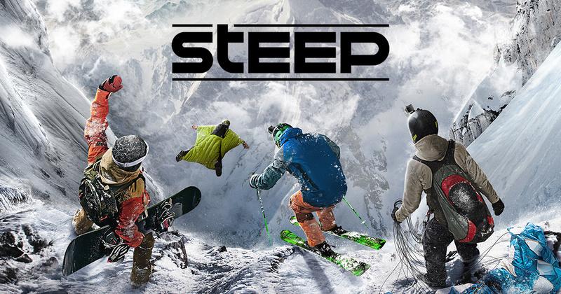 STEEP est disponible ! #Steep Steep-10