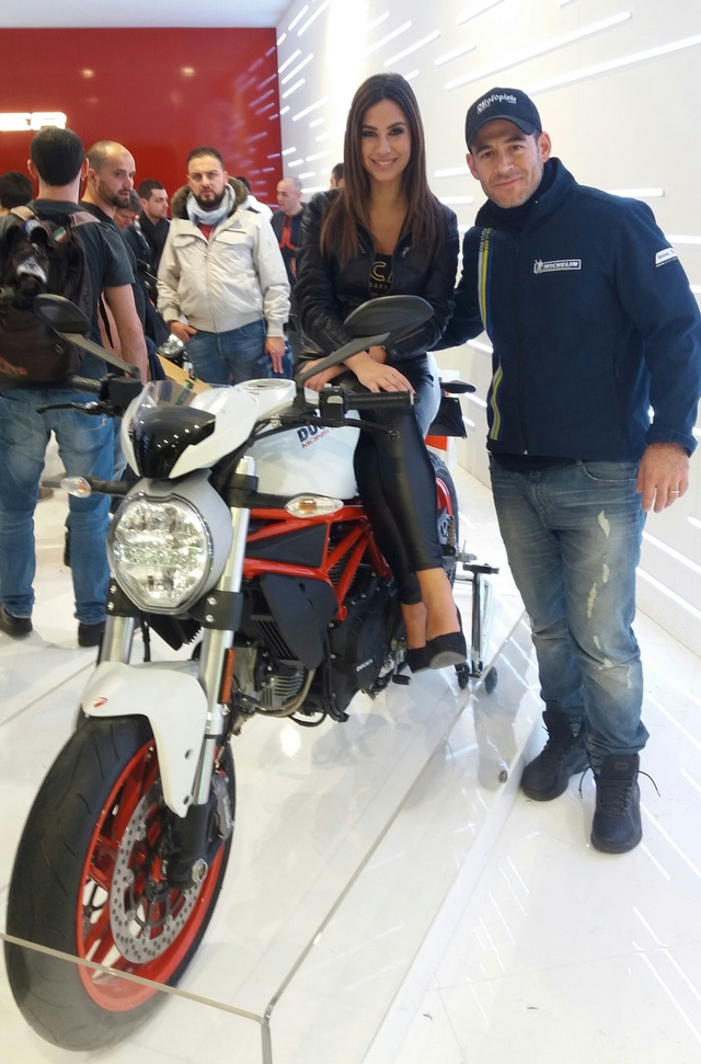 Salon de Milan avec Motopiste.net 20161144