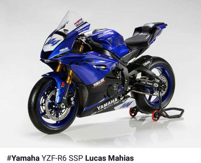 Présentation des Yamaha engagées en Course pour 2017 Screen19