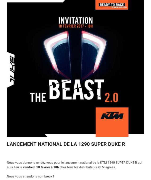 Ce vendredi 10/02 à 18h RDV chez vos revendeurs KTM ! Screen39