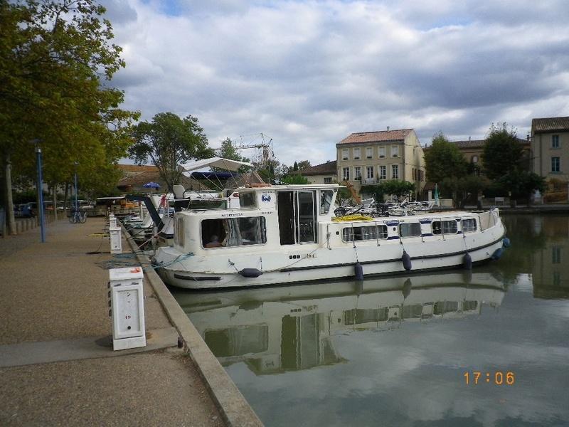 [Autres voyages/France] le canal du Midi Imgp0911