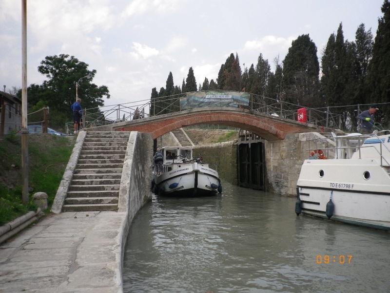 [Autres voyages/France] le canal du Midi Imgp0913