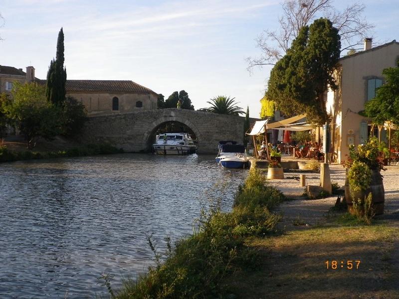 [Autres voyages/France] le canal du Midi Imgp0914