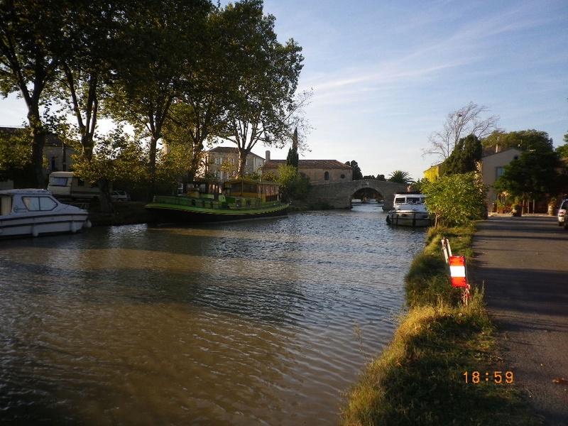 [Autres voyages/France] le canal du Midi Imgp0915