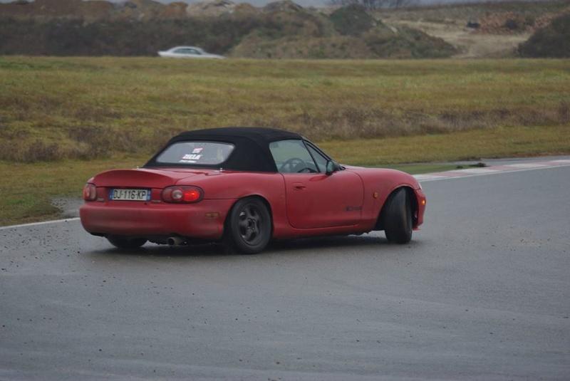Bmw ae36 + Mazda Roadster NB8C peinture ok 15621710