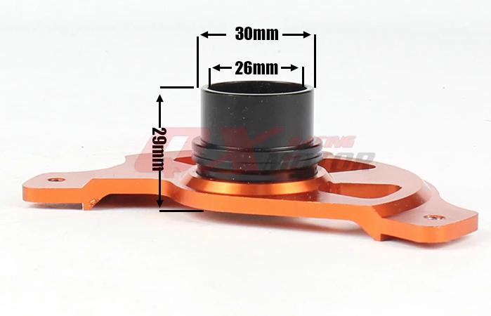 [VDS] Protection de disque de frein avant pour KTM Captur17