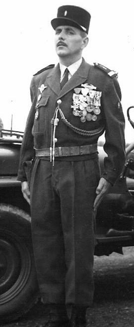 décés du colonel Legris  1971_l14