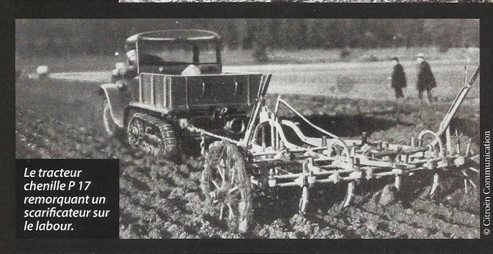 tracteur CITROËN 15871410
