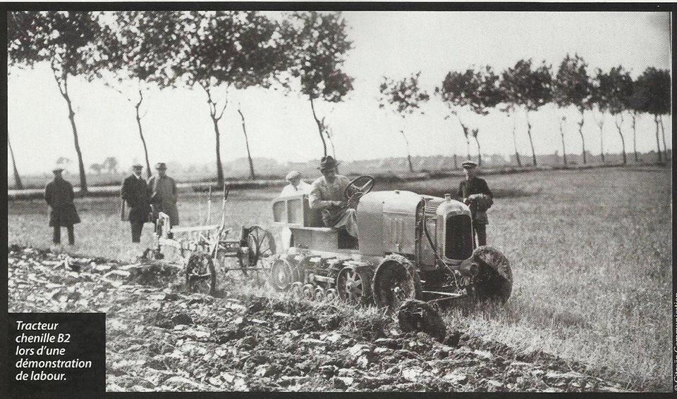 tracteur CITROËN 15895110