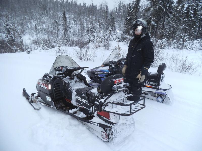 Première sortie motoneige hiver 2016/17.  Dscf2027