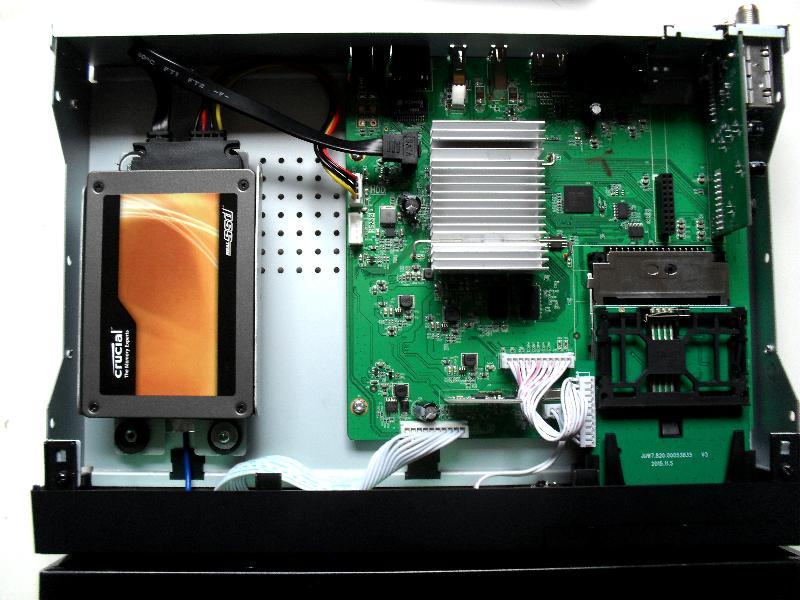 Receptoare 4K - Mut@nt 51HD acelasi cu AX HD51 4K M110