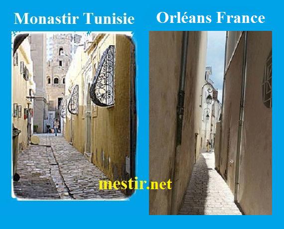 Monastir - Orléans Monas410