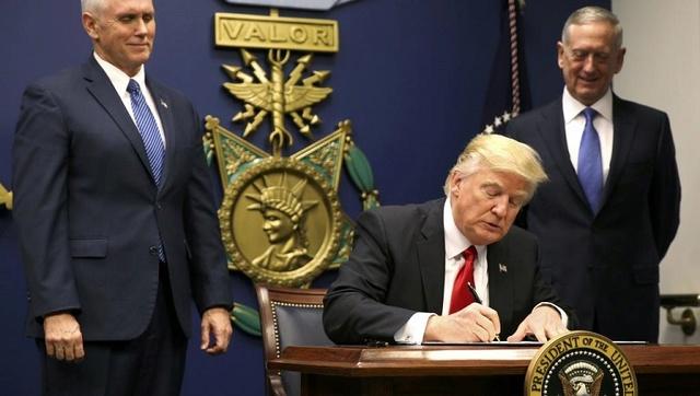États-unis : Donald Trump interdit l'entrée sur le sol américain pour 7 pays musulmans Trump_10
