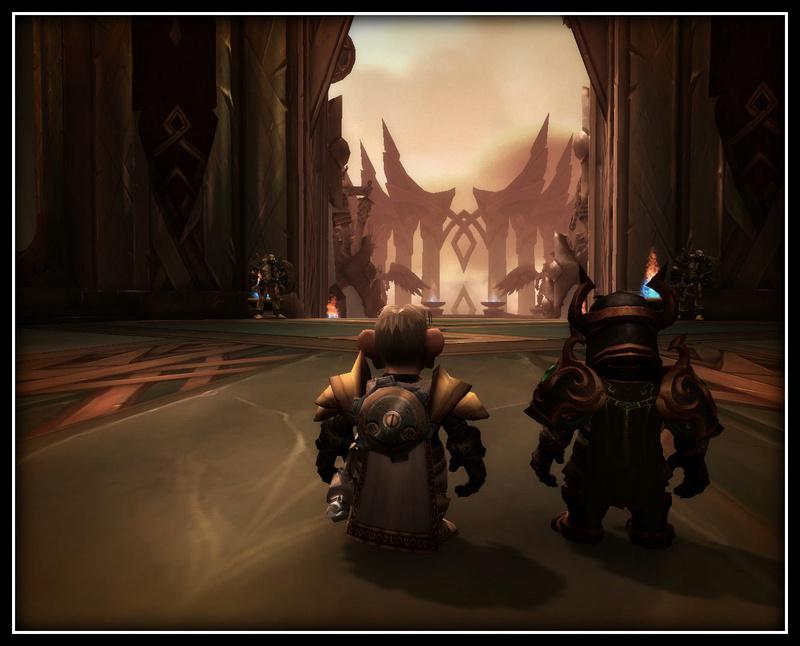 Altao et Dunkeld au royaume de Odyn Wowscr62