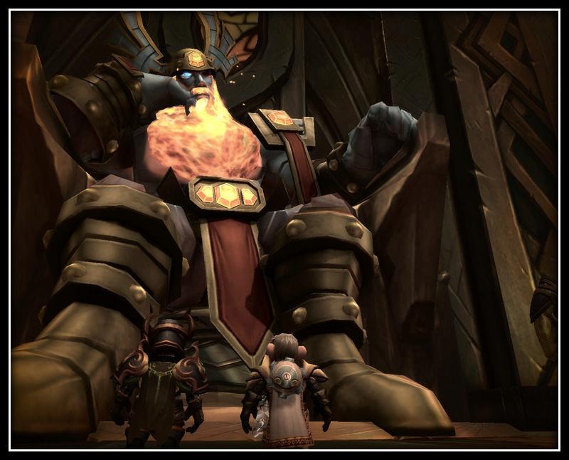 Altao et Dunkeld au royaume de Odyn Wowscr63
