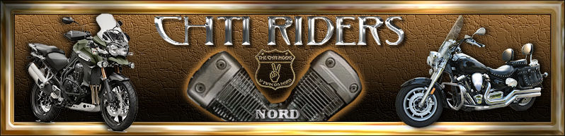 Dom59 et les Chti Riders - VARADERO, SHADOW et autres