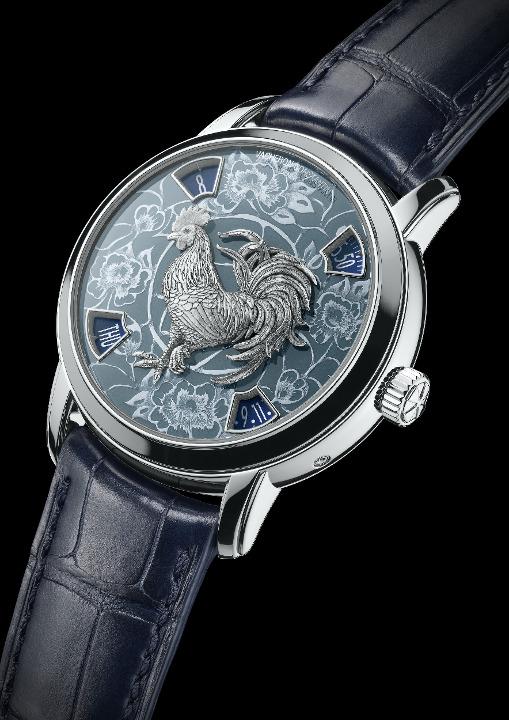 VACHERON CONSTANTIN : La Légende du zodiaque chinois, l'année du coq L_860710